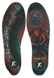 Footprint Kingfoam Elite Hi Moldable Insoles - lizard king