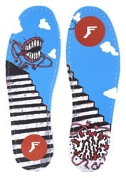 Footprint Kingfoam Hi-Profile 7mm Insoles - jaws og