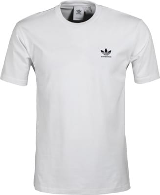 Adidas 2.0 Logo T-Shirt - white/black - view large