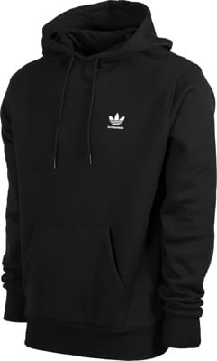 Adidas 2.0 Logo Hoodie - black/white - view large