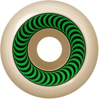 Spitfire Formula Four OG Classic Skateboard Wheels - white/green (99d)