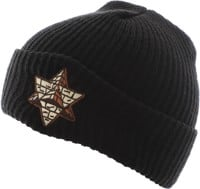 Pyramid Country Logo Beanie - black