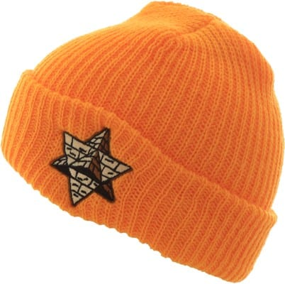 Pyramid Country Logo Beanie - maize - view large