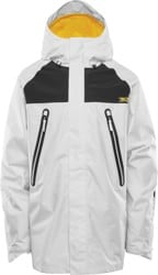 Thirtytwo Spring Break Pintail Powder Parka Jacket - white