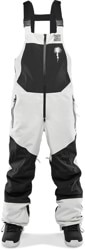 Thirtytwo Spring Break Powder Bib Pants - white
