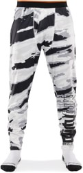 Thirtytwo Ride Lite Base Layer Pant - white/camo
