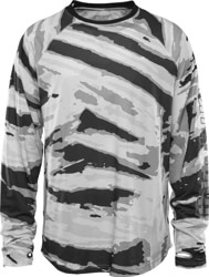 Thirtytwo Ride Lite L/S - white/camo