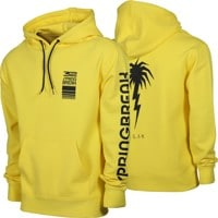 Thirtytwo Spring Break Repel Hoodie - light yellow