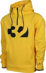 Thirtytwo Franchise Repel Tech Hoodie - gold