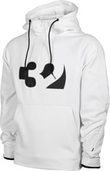 Thirtytwo Franchise Repel Tech Hoodie - white