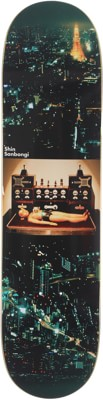 Polar Skate Co. Sanbongi Astro Boy 8.0 Skateboard Deck - black - view large