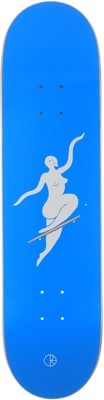 Polar Skate Co. Team No Comply 8.5 Skateboard Deck - blue - view large
