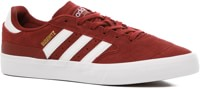Adidas Busenitz Vulc II Skate Shoes - collegiate burgundy/footwear white/gold metallic