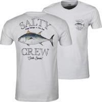 Salty Crew Big Blue Premium T-Shirt - white