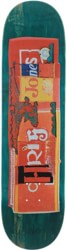 Isle Jones Pub Series 8.375 Skateboard Deck - teal