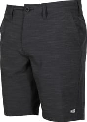 Salty Crew Drifter II Hybrid Shorts - charcoal