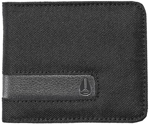 Nixon Showoff R Bi-Fold Wallet - black - view large