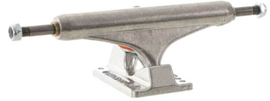 Independent Mid Inverted Kingpin Skateboard Trucks - polished 159 - view large