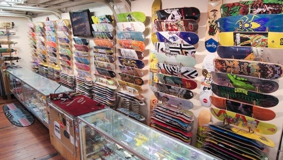 Skateboard Decks - Eugene