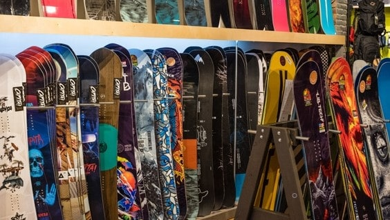 Snowboards - Bend