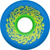 Santa Cruz Slime Balls Cruiser Skateboard Wheels - blue/green (78a)