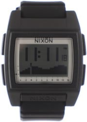 Nixon Base Tide Pro Watch - black/positive