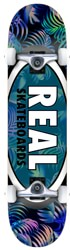 Real Team Tropic Oval II 7.5 Complete Skateboard