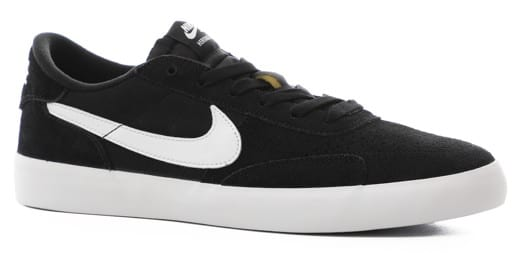Nike SB Heritage Vulc Skate Shoes - black/white-black-white - view large