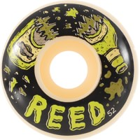 Reed Bottle Kids Skateboard Wheels - white (101a)