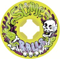 Santa Cruz Guts Speed Balls Skateboard Wheels - yellow (99a)