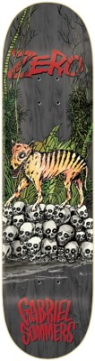 Zero Summers Tasmanian Tiger 8.25 Skateboard Deck - view large
