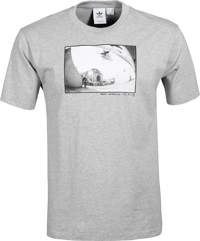 Adidas Graphic T-Shirt - (mike o'meally) medium grey heather