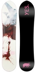 YES 420 UnInc JPS Early Release Snowboard 2022