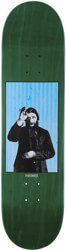 Theories Rasputin V2 8.25 Skateboard Deck - dark green