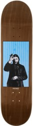 Theories Rasputin V2 7.75 Skateboard Deck - brown