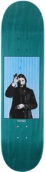 Theories Rasputin V2 7.75 Skateboard Deck - teal