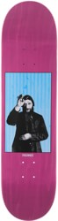 Theories Rasputin V2 8.0 Skateboard Deck - pink