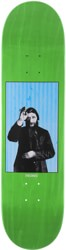 Theories Rasputin V2 8.5 Skateboard Deck - green