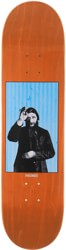 Theories Rasputin V2 8.5 Skateboard Deck - orange