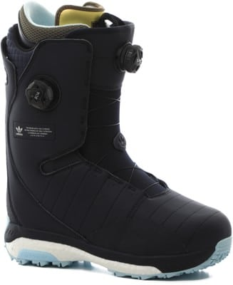 Adidas Acerra 3ST ADV Snowboard Boots 2021 - legend ink/ice blue/silver metallic - view large