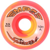Speedlab MPS Skateboard Wheels - pink/yellow swirl (101a)