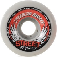 Speedlab Street Fangs 2.0 Skateboard Wheels - green (99a)