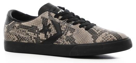Converse Checkpoint Pro Skate Shoes - gravel/black/gravel - view large