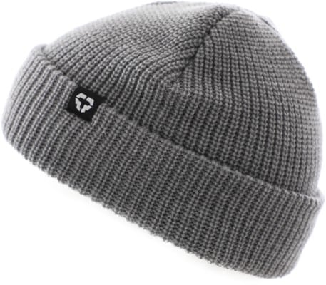 Tactics Icon Beanie - heather grey - view large