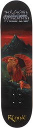 Blood Wizard Rennie Gryphon Warrior 8.5 Skateboard Deck