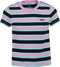 Vans Women's Big Stripe T-Shirt - black