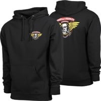 Powell Peralta Winged Ripper Hoodie - black