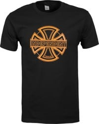 Independent Convex T-Shirt - black