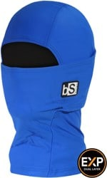 BlackStrap The Kids Expedition Hood Balaclava - solid royal blue