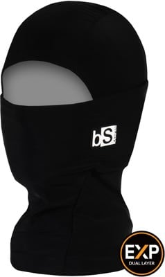 BlackStrap The Kids Expedition Hood Balaclava - solid black - view large